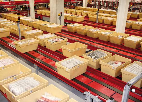 Ferienjob in der Logistik der Witt-Gruppe