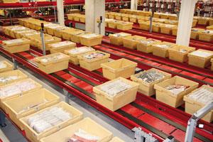Stellen in unseren Filialen und in unserer Logistik