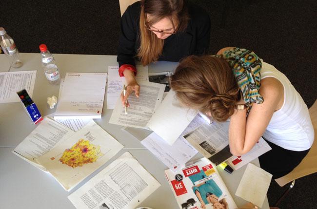 Workshop der Witt-Gruppe an der Universität Passau