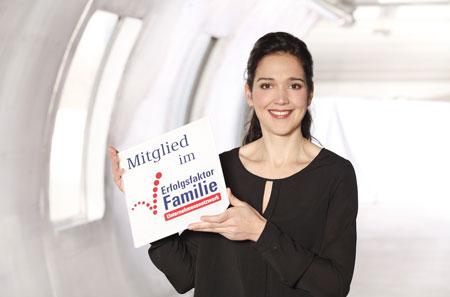 Erfolgsfaktor Familie. Die Witt-Gruppe sorgt für familienfreundliche Arbeitsbedingungen