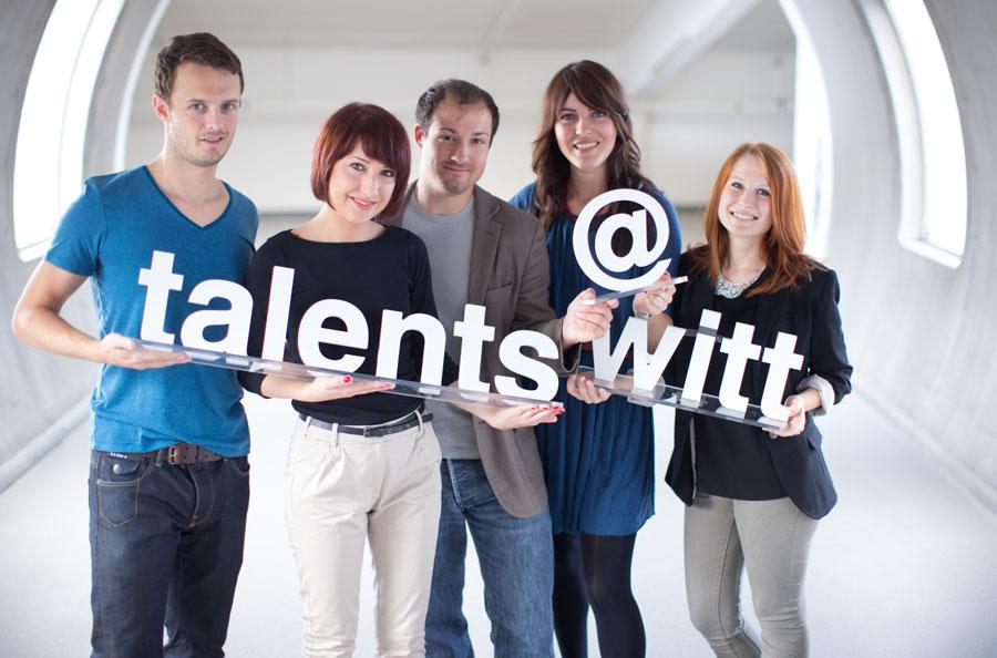talents@witt - das Förderprogramm der Witt-Gruppe