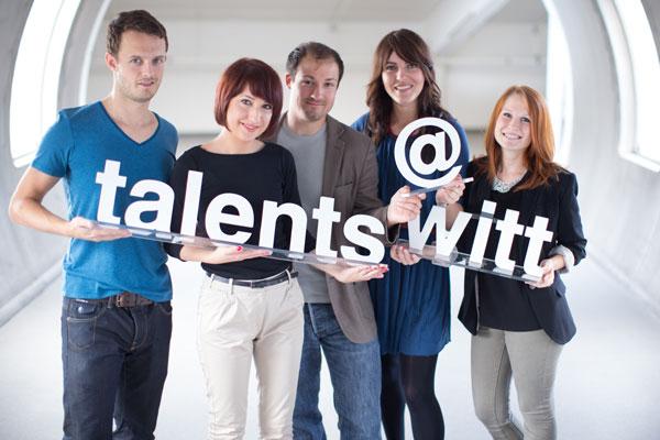 talents@witt - das Förderprogramm für Studierende bei der Witt-Gruppe in Weiden